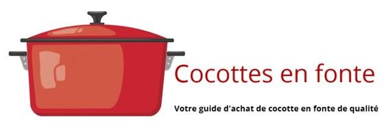 Cocottes en fonte