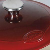 test cocotte en fonte sitram ovale