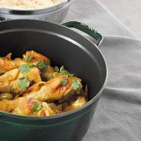 recette cocotte poulet marocaine couscous